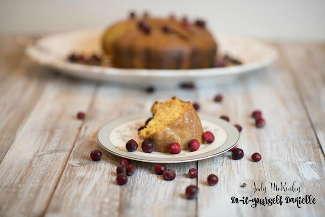 Rum Chata cake recipe.