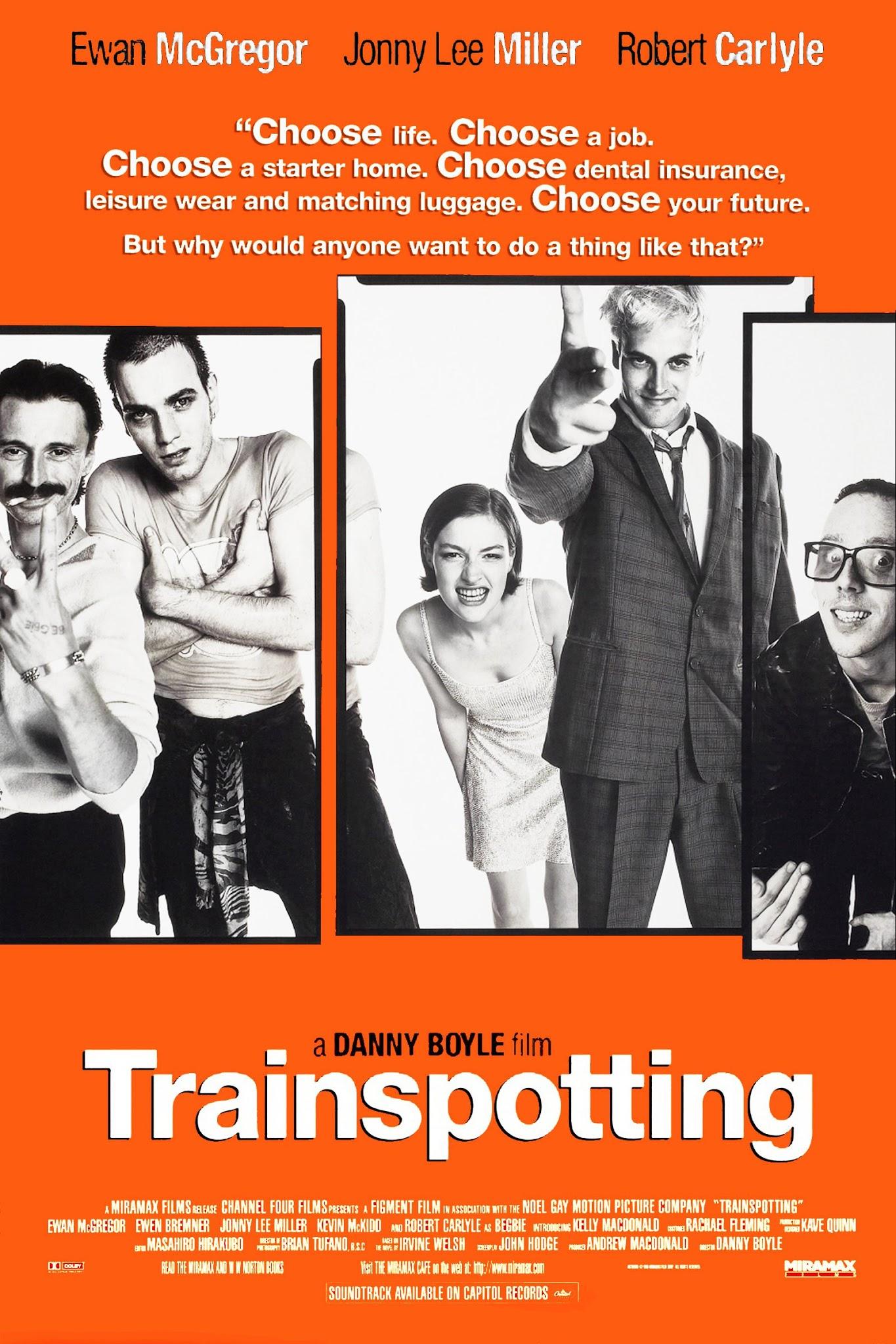 trainspotting film recenzja mcgregor boyle