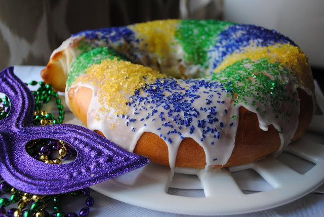 Sweet State Of Mine Louisiana King Cake