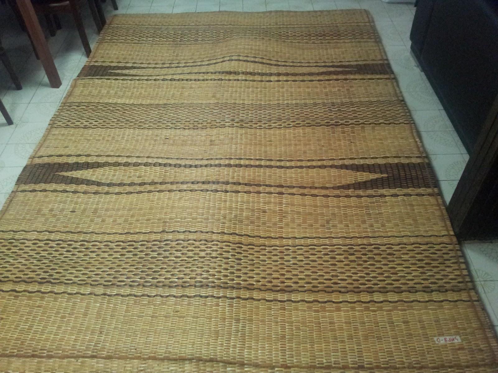 kraftangan borneo batik sarawak tikar sarawak pua kumbu