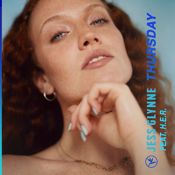 Jess Glynne - Thursday (feat. H.E.R.) - Single Cover