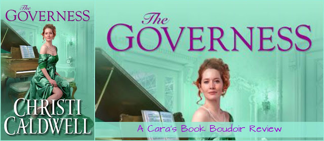 The Governess by Christi Caldwell Review