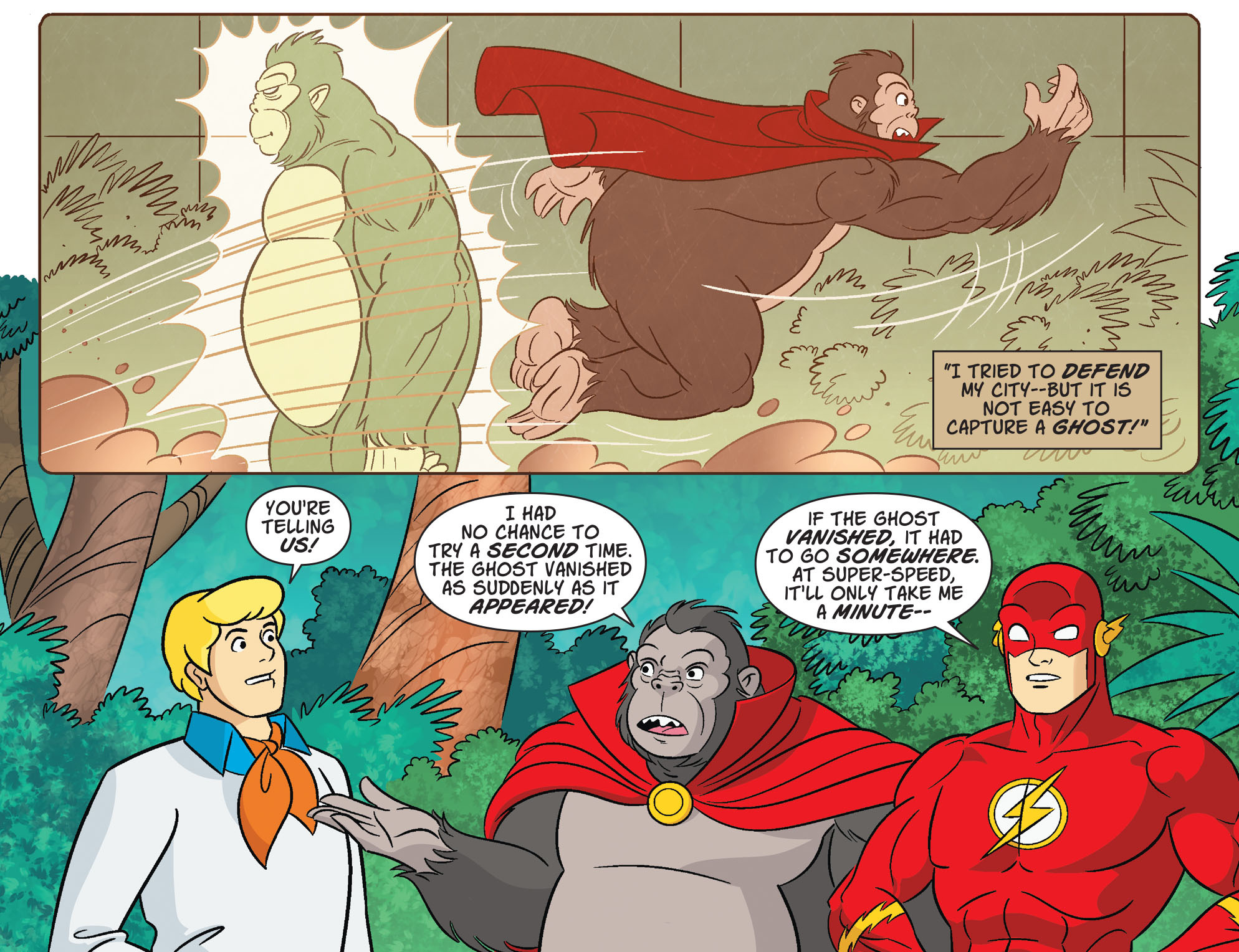 Read online Scooby-Doo! Team-Up comic -  Issue #29 - 15
