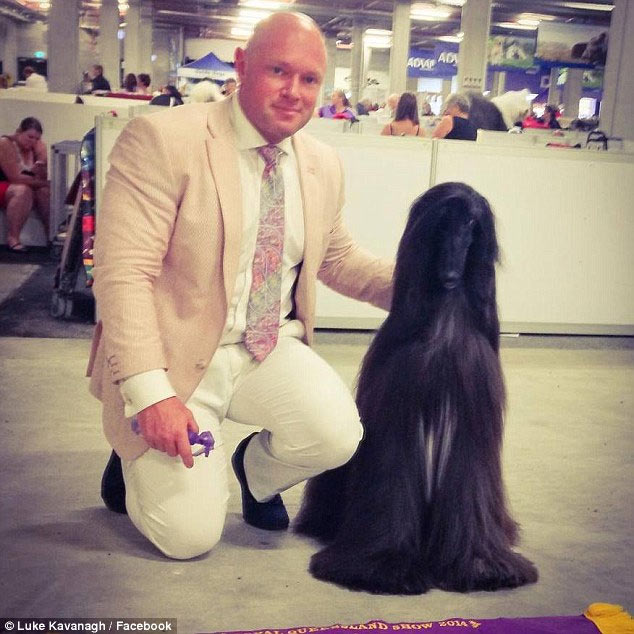 "Remember the cute dog with ""Brazilian hair""? Check out it's name, more pictures"