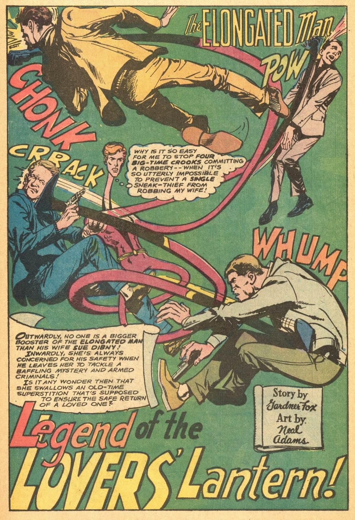 Detective Comics (1937) 369 Page 23