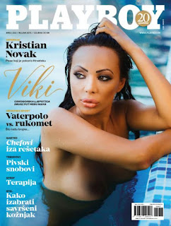 Playboy Croatia - September 2017