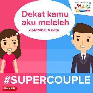 Info Kuis - Kuis #SUPERCOUPLE Berhadiah 2 Notebook HP Stream dan 13 Hadiah Hiburan