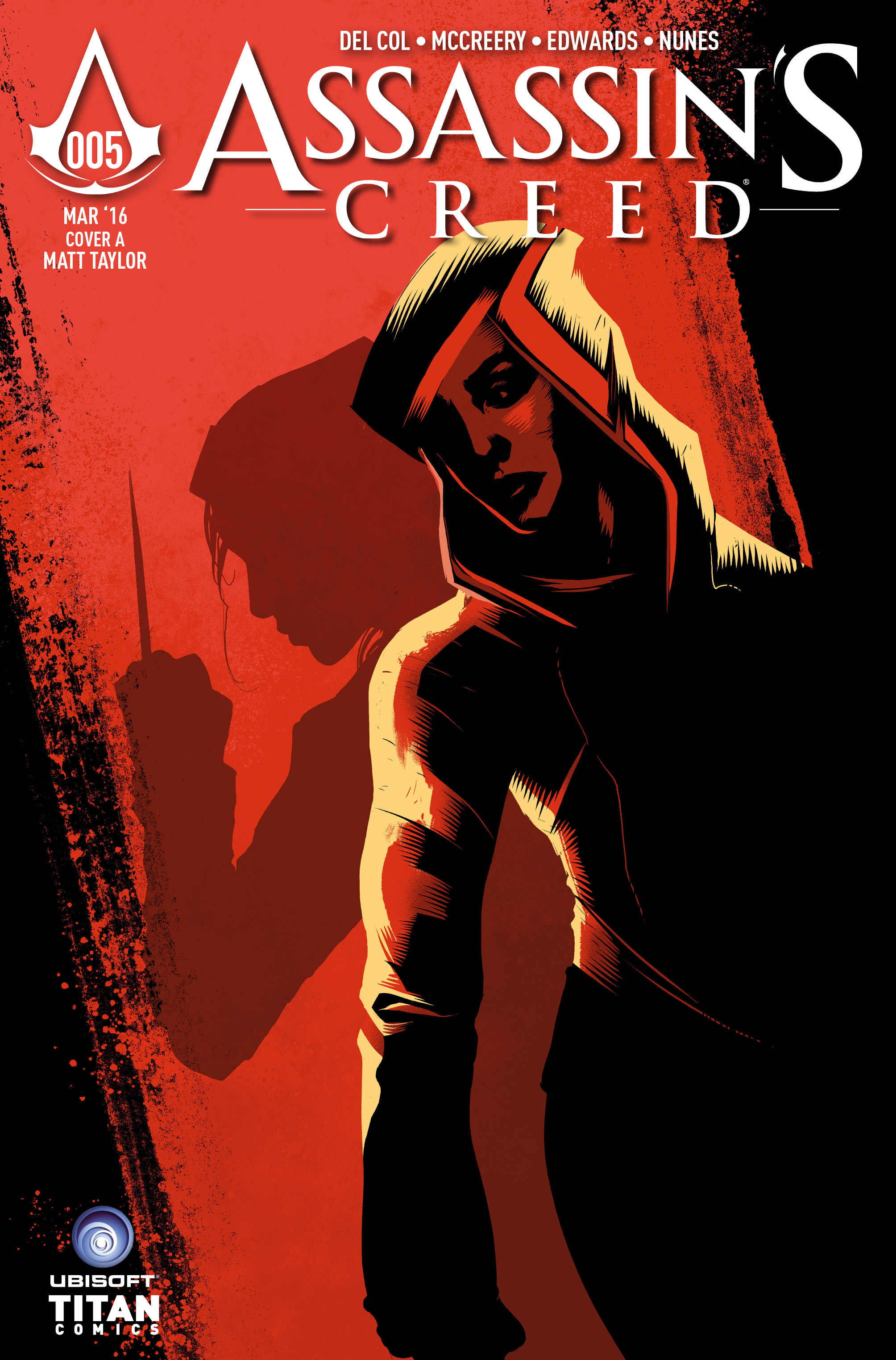 Read online Assassin's Creed (2015) comic -  Issue #5 - 1