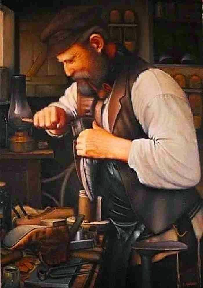 Украинский художник. Эдуард Гуревич