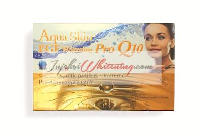 Aqua Skin EGF Whitening Pro Q10, Skinnic Pro Q10, Skinnic Gold Q10, Jual Suntik Putih Skinnic Harga Murah