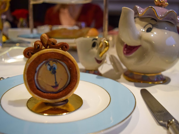 The Tale As Old As Time Afternoon Tea with Pandora