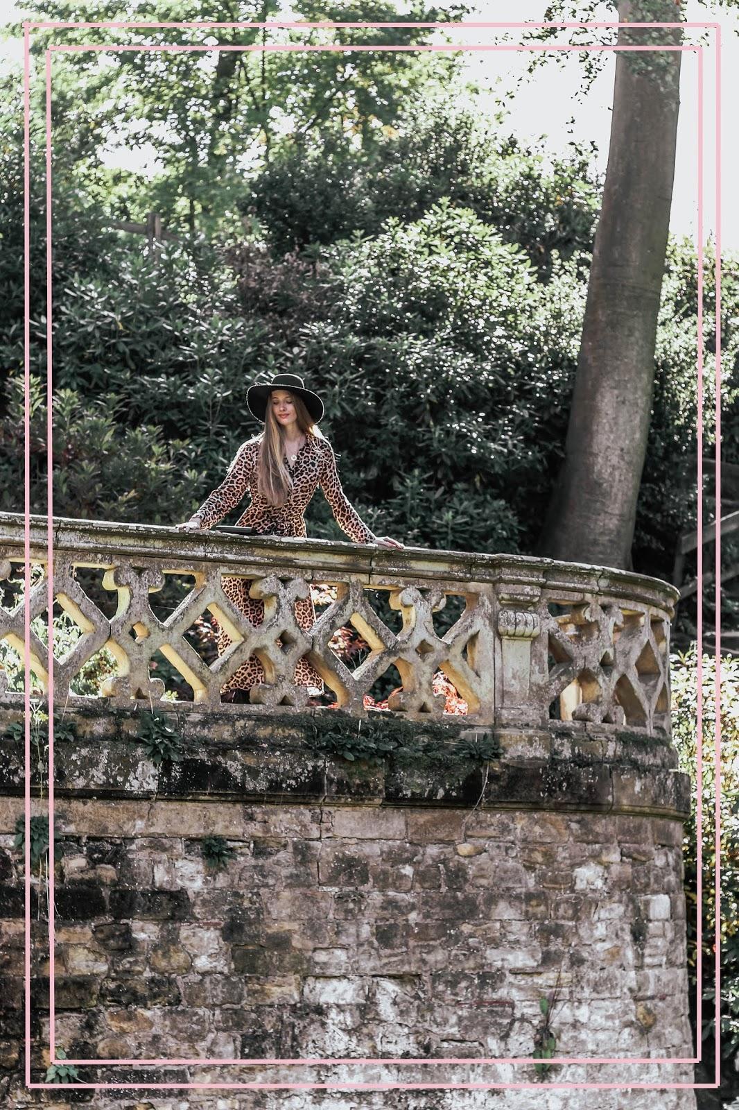 Fashion Blog Balcony Photoshoot