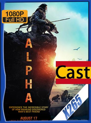 Alpha (2018) HD [1080p] X265 castellano [GoogleDrive] MacacoupHD