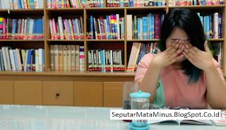 ciri gejala dan tanda penderita penyakit mata minus