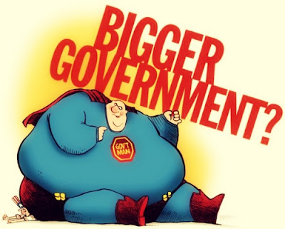 Bigger Government