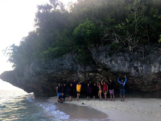 Mahaba Island, Cuatro Islas, Inopacan Leyte
