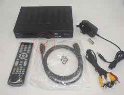 Cable TV Decoder Prices in Nigeria