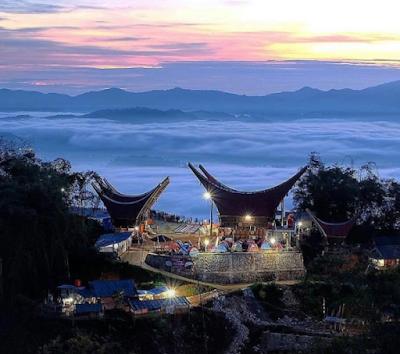 Negeri Diatas Awan Toraja Sulawesi Selatan
