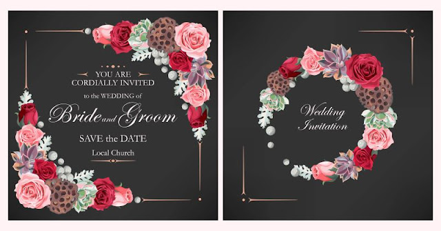Wedding invitation free