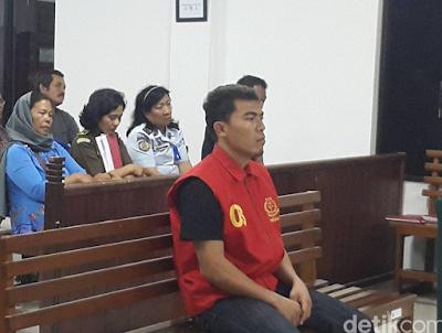 Pengubah PANCASILA Jadi PANCAGILA Dibebaskan, Hakim : Terjadi Perkosaan HAM