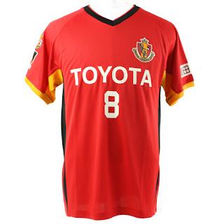 Nagoya Grampus jersey