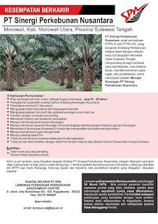 PT Sinergi Perkebunan Nusantara