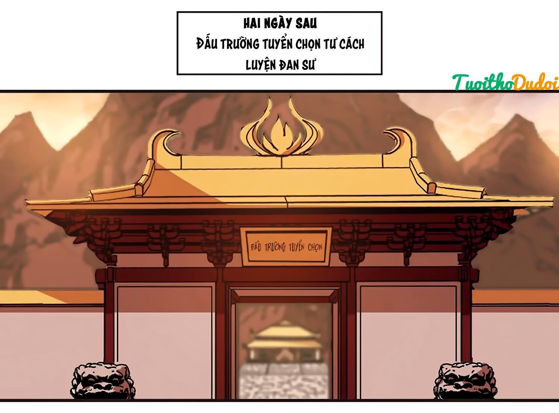 Phong Khởi Thương Lam chap 426 - Trang 11