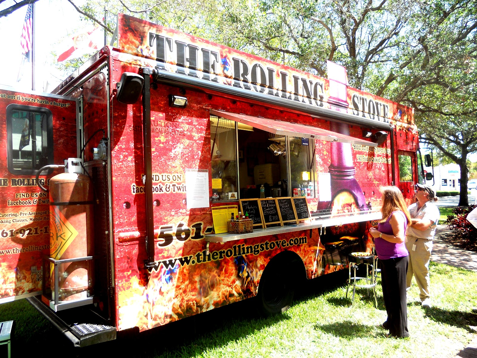 Food Truck Wednesday Miami