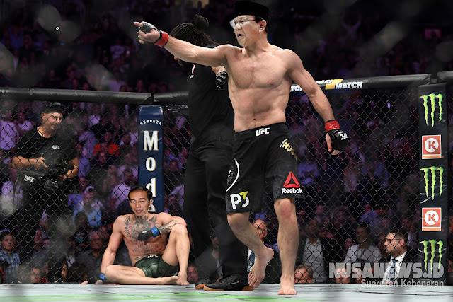 BPN Sebut Debat Capres Keempat bagai 'Khabib vs McGregor'
