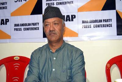 Harka Bahadur chhetri JAP president