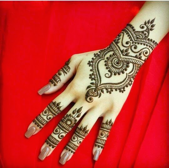 26 Mind Blowing Indian Mehendi Designs To Inspire You Weetnow