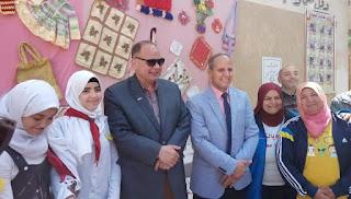 تعليم الفيوم يشارك في مسابقة مرشدات التربية الخاصة على مستوى الجمهورية