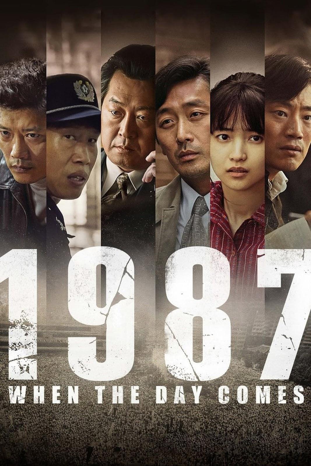 Xem Phim 1987: Ngày Định Mệnh