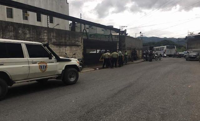 Asesinaron a 3 funcionarios de la PNB durante un secuestro en Guatire