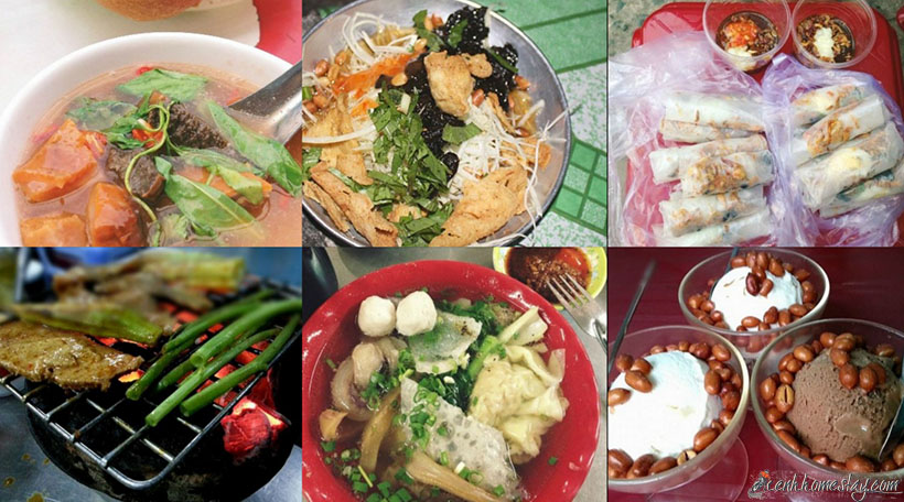 10 delicious restaurants in Tan Phu district if you don't try, you will blame yourself