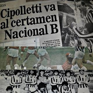 A 30 años del ascenso al Nacional B