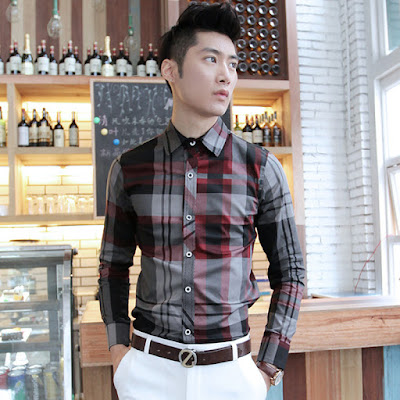 fashion pria indonesia ala korea