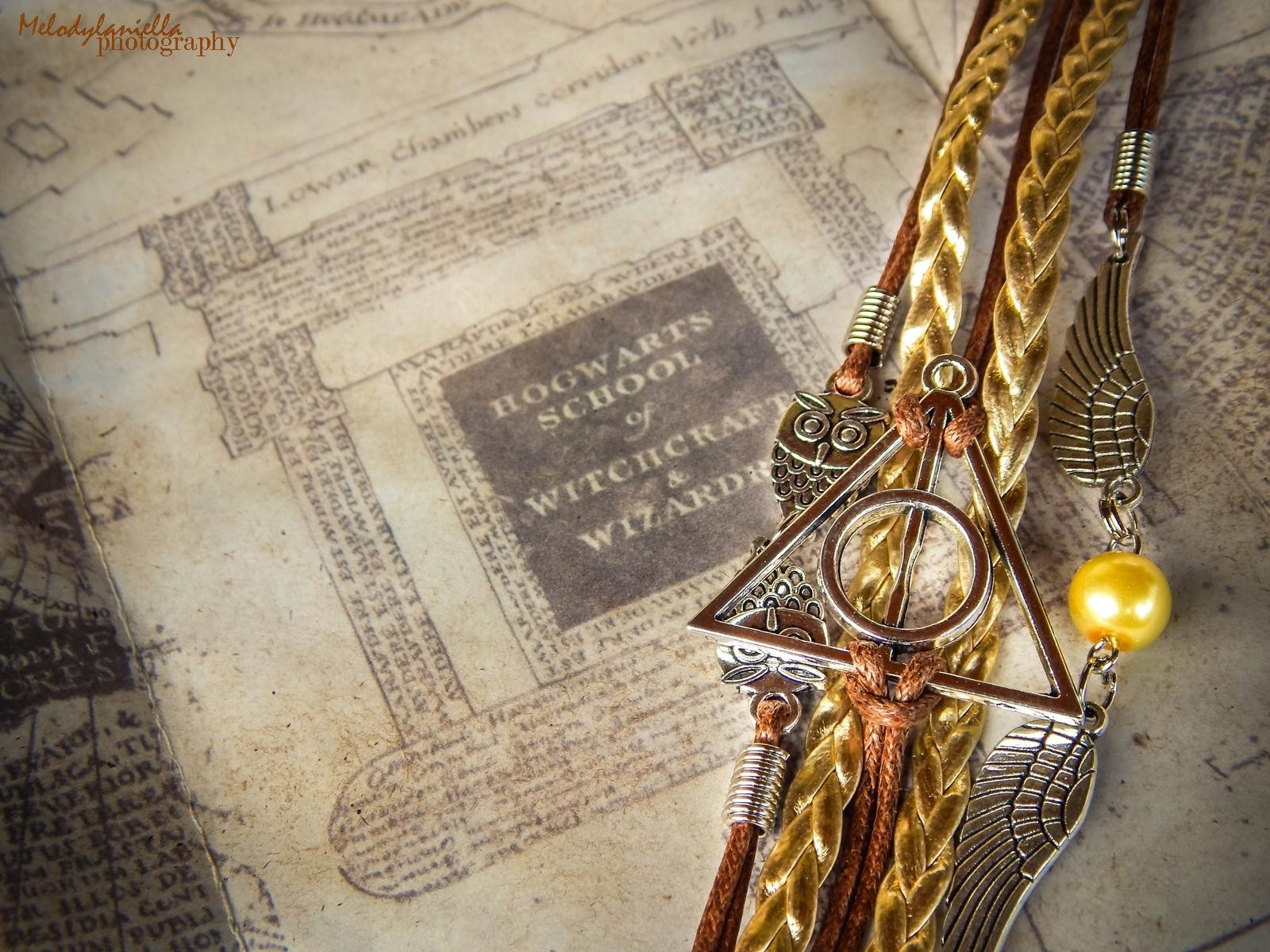 harry potter różdżka zmieniacz czasu mapa huncwotów ksiązki mugole prezenty bizuteria złoty znicz pióro sowa mapa dla fanów prezent złoto bransoletka złoty znicz sowy insygnia śmierci znaczek