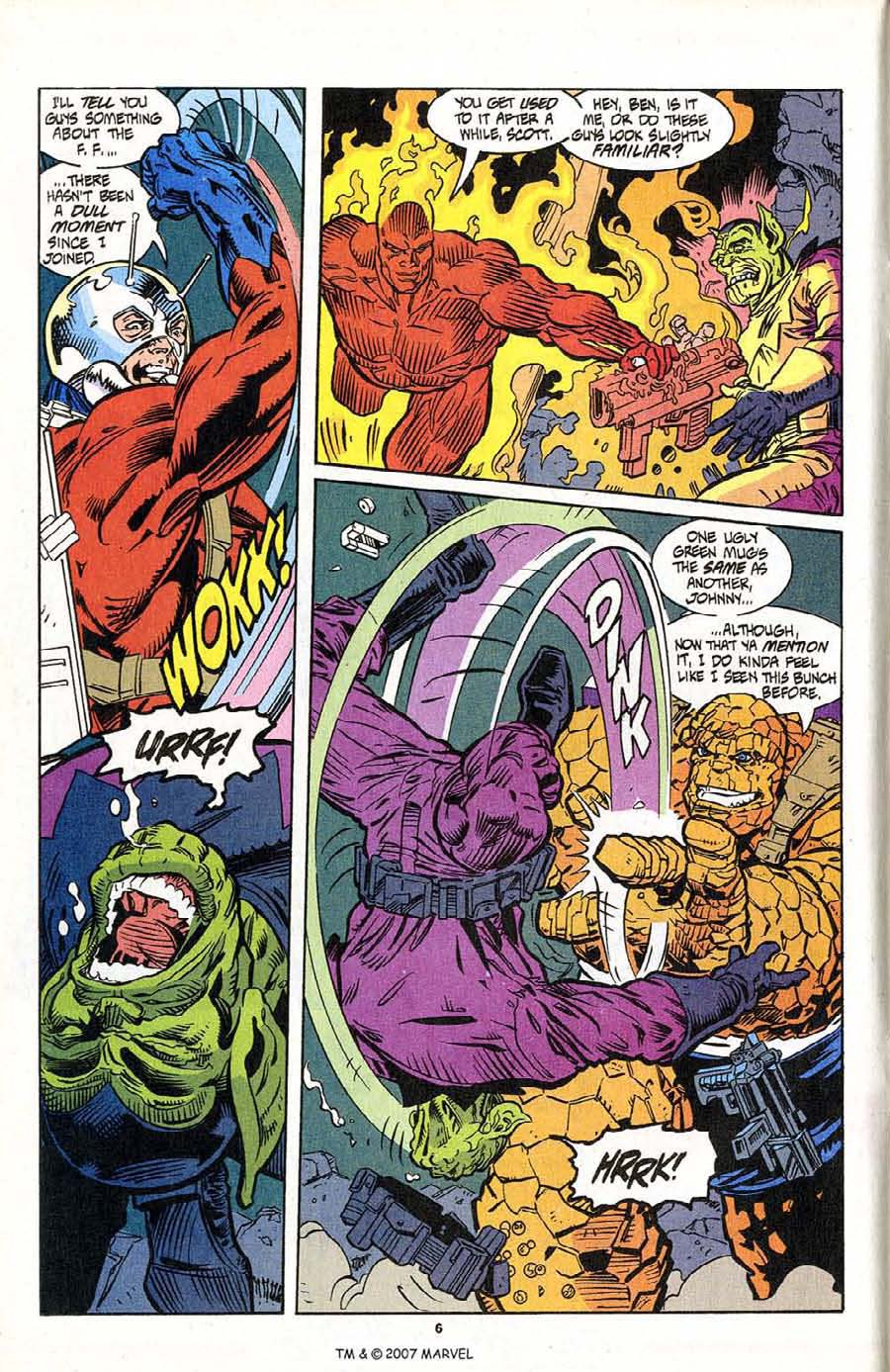 Read online Silver Surfer (1987) comic -  Issue #95 - 8