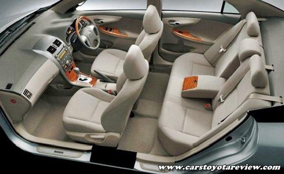 2016 Toyota Corolla Manual