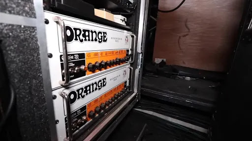 Orange Rockerverb 100 Mark 1