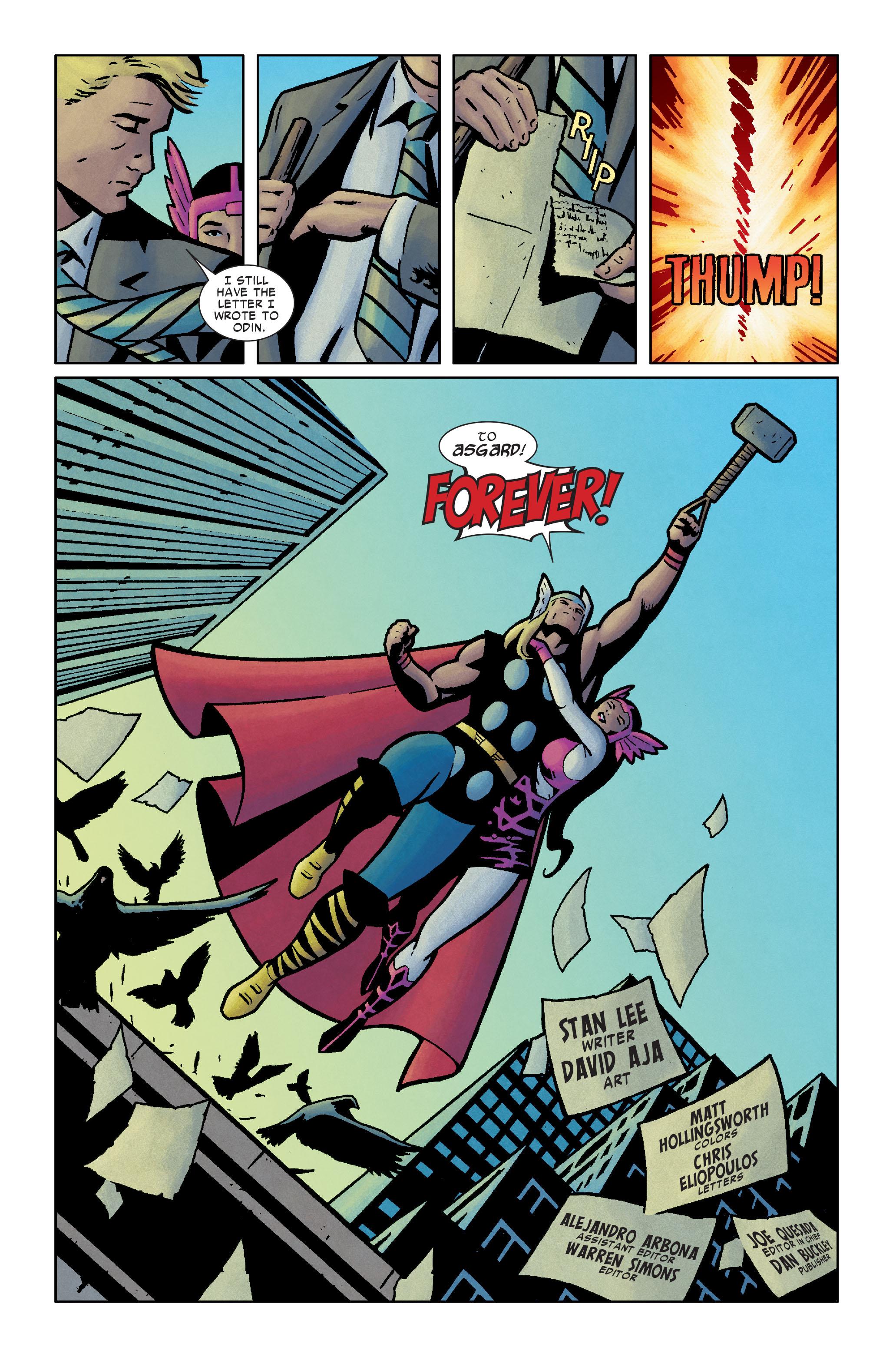 Thor (2007) Issue #600 #13 - English 55