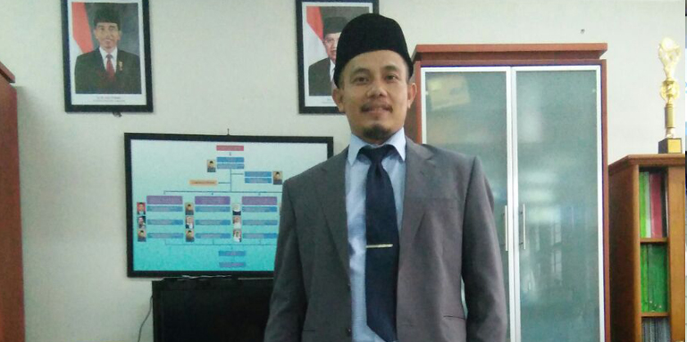 Dr. Sardin, M.Si. Dilantik Sebagai Wakil Dekan III FIP UPI
