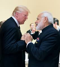 Mr. Trump & Mr. Modi at G20 summit 2018