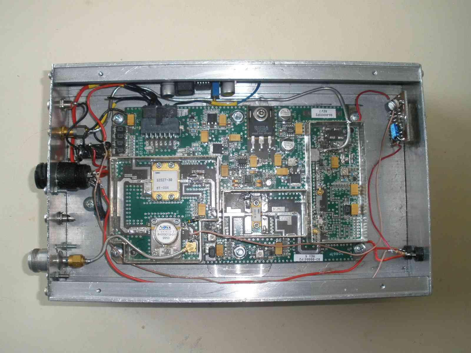 G4FRE RADIO BLOG: 13cm Amplifier