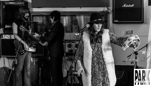 Brandy Row and the Coalition of Sound | Birmingham Recording Studio | Park Studios JQ | percussion