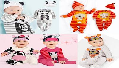 Cara Membeli Baju Bayi Lucu yang Berkualitas