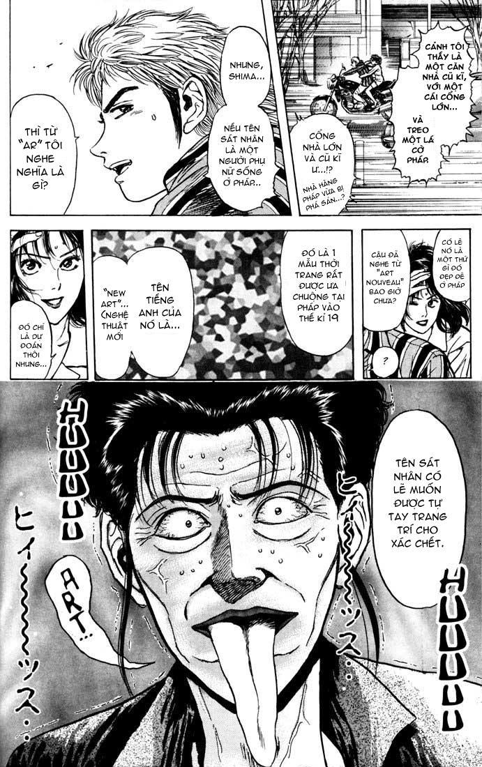 Psychometrer Eiji chapter 34 trang 4
