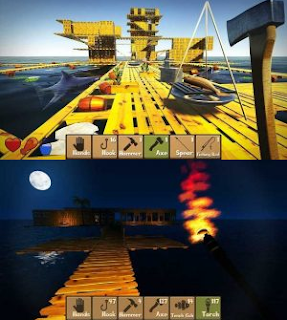 Raft Original Survival Game Mod Unlimited Money Apk v1.38