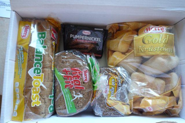Meine kleine Familie testet: Harry- Brot  Meine kleine Fa...